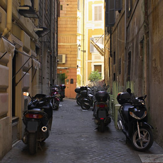 Italy loves its motorcycles, and there's no better way to explore the country than astride one.