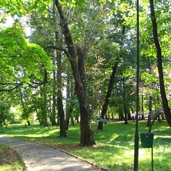 Chicago's southern suburbs are full of parks.