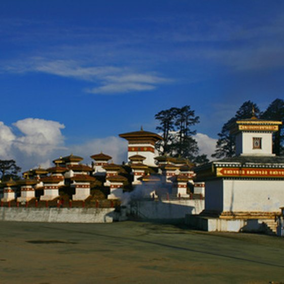 Bhutan is a land of strong tradition.