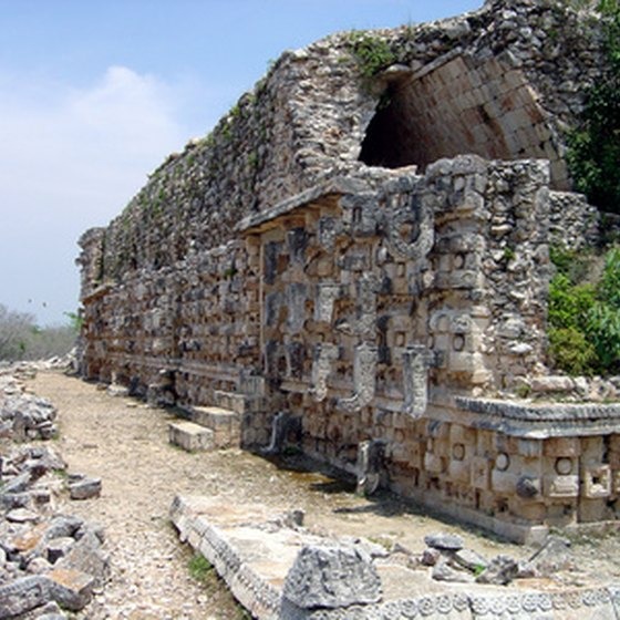 Leave your hotel to see attractions including ancient Mayan temples.