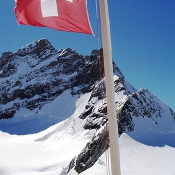 The Swiss flag is a worldwide symbol for neutrality
