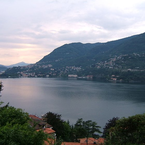 Lake Como is featured in some luxury tour itineraries.