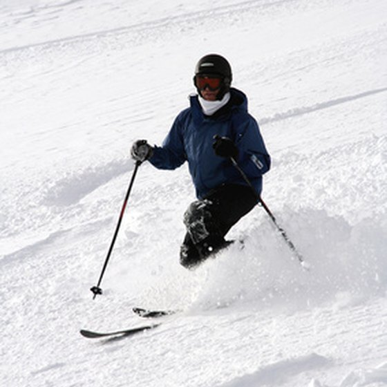 Rent gear in town or near your ski destination in Summit County.