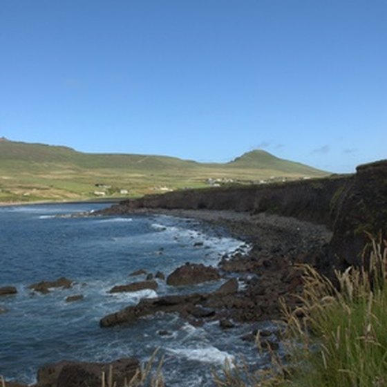 Dingle, Ireland, offers spectacular beaches, sheer-drop cliffs and old-world charm.