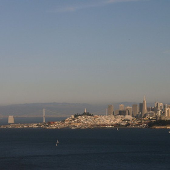 The San Francisco Bay Area is home to many exciting tourist attractions.