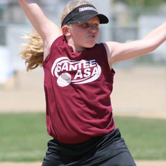 Rock Hill's Cherry Park hosts many softball tournaments each year.