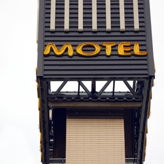Try a motel in Albany, OR.