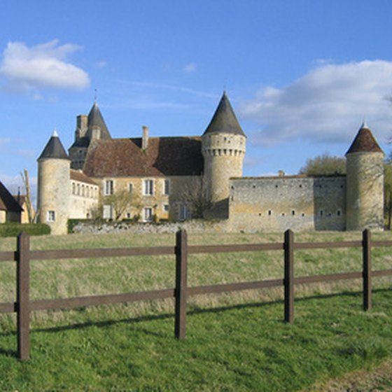 The farms of Normandy produce the distinctive flavors of the region.