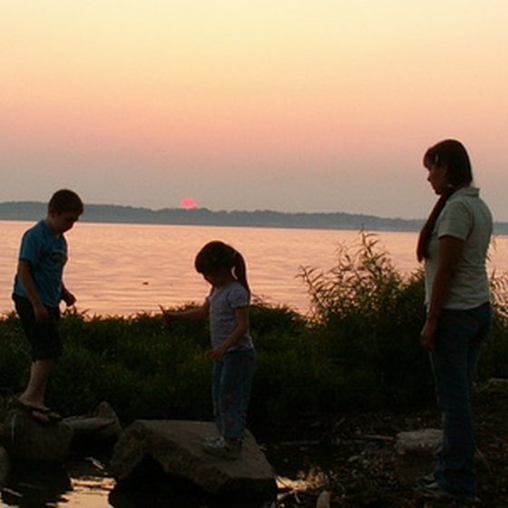 Mississippi offers plenty of outdoor family activities.