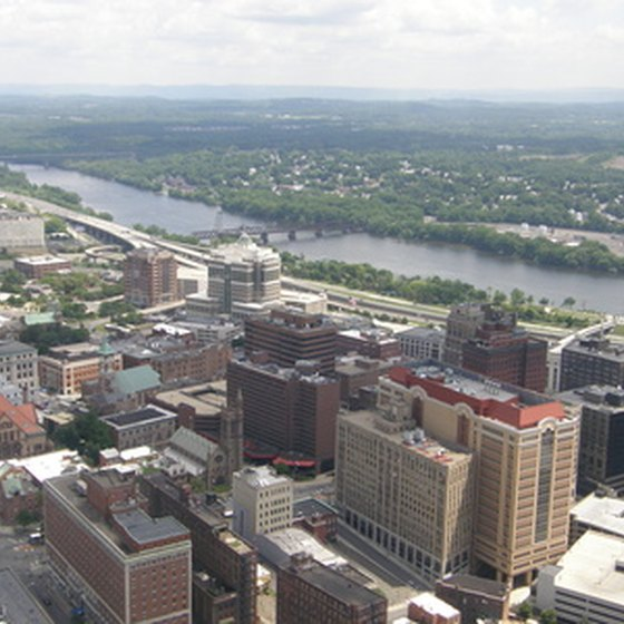Albany offers visitors many sights to see.