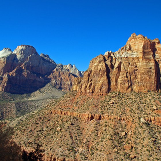 ATV tours are a great way to see Zion National Park.