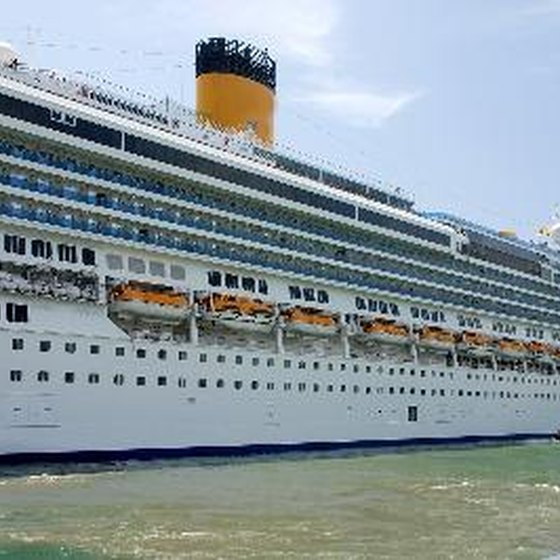 Many cruise lines offer discounted deals to seniors.