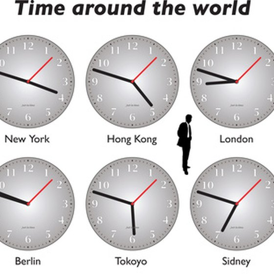Business etiquette is important no matter what time zone you're in.