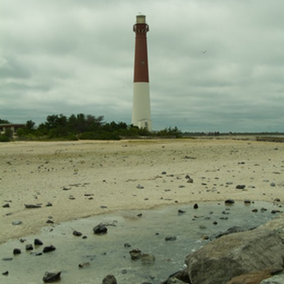 The east end of Long Island is a popular vacation destination.