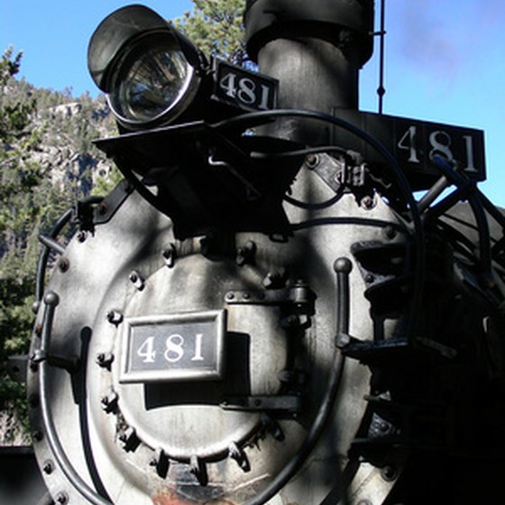 Illinois excursion railroads offer tours pulled by steam engines.
