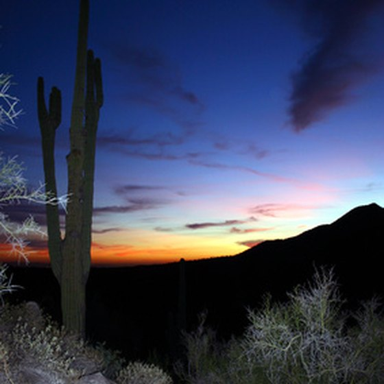 The high desert affords ample recreation activities for outdoor enthusiasts.