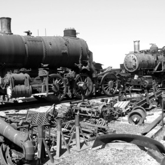 Steam locomotives required tuneups every 150 to 200 miles, even when new.