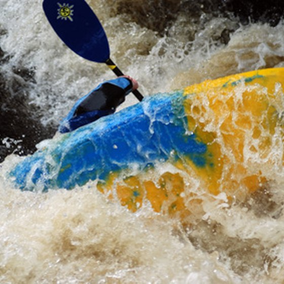 Whitewater rafting is thrilling, but it can be dangerous.
