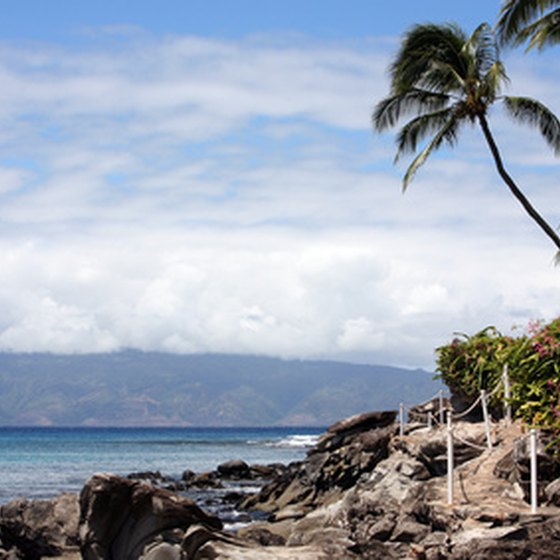 Hawaii is home to many all-inclusive honeymoon resorts.