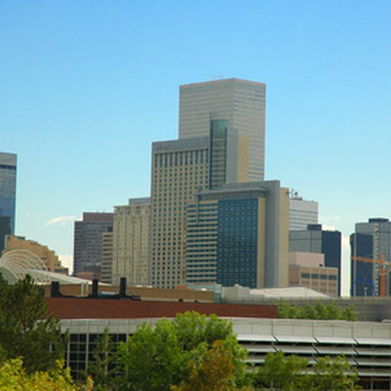 Denver Sits At An Elevation Of 5 280 Feet