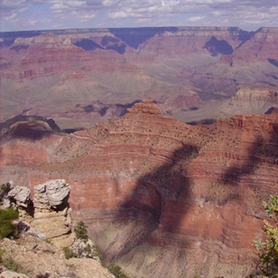 St. George, Utah, is an excellent place for Grand Canyon trips.