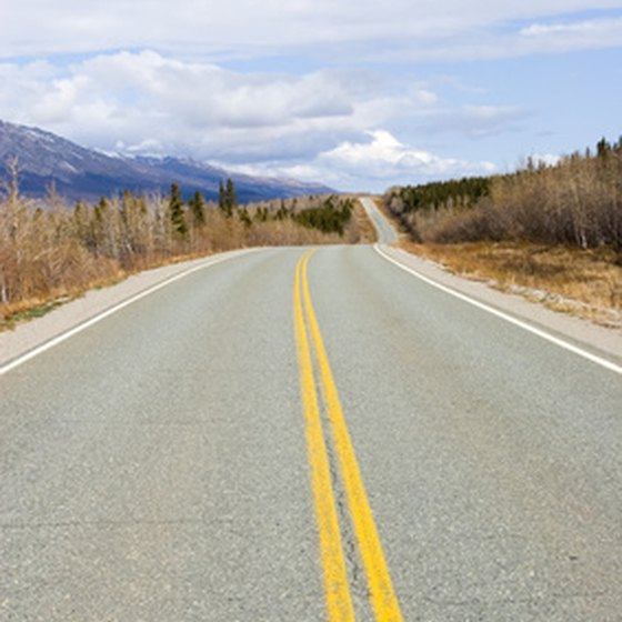 Traveling the Alaska Highway can be both a beautiful and risky experience.