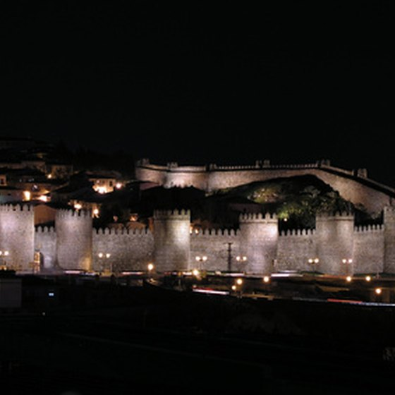 Avila is as famous for its walls as for St. Teresa.