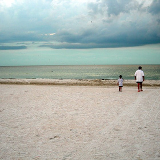 Florida is home to many family-friendly beach resorts.
