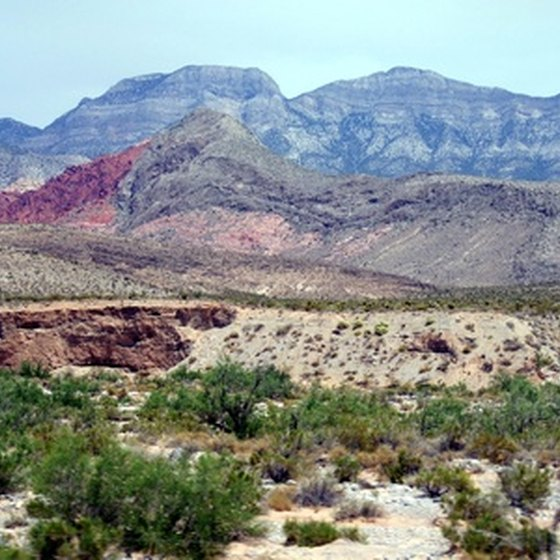 Red Rock Casino is minutes from the Red Rock Canyon National Conservation Area.