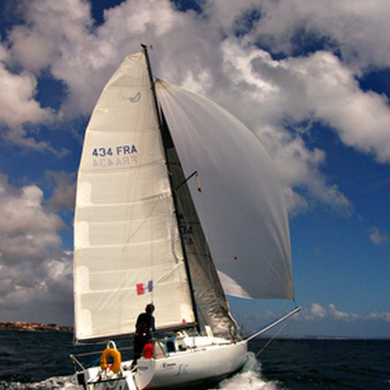 Newport, Rhode Island, is well known for its sailing