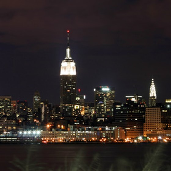 New York City is the largest city in the US and one of its most exciting tourist destinations.