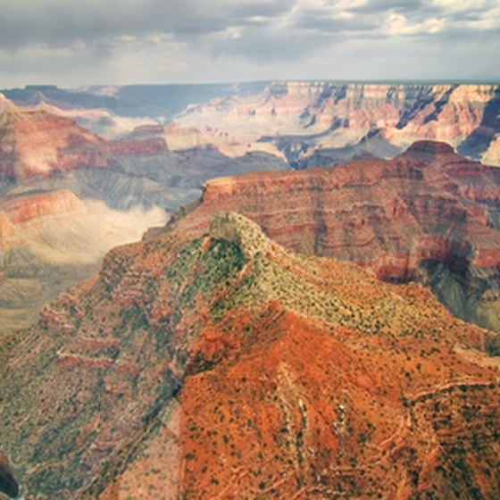 The Grand Canyon attracts about 5 million visitors annually.
