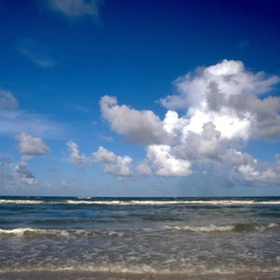 Long Key State Park's campsites overlook the Atlantic.