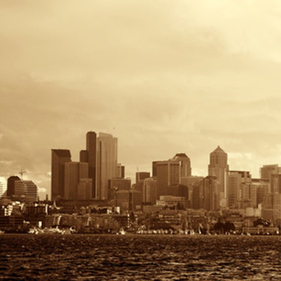 Seattle's main cruise port is close to its downtown attractions and landmarks.