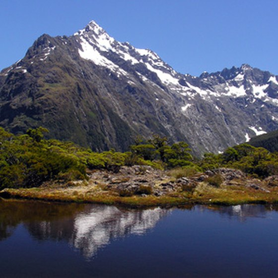 Located in the Southern Hemisphere, New Zealand's seasons are the opposite of North America's.