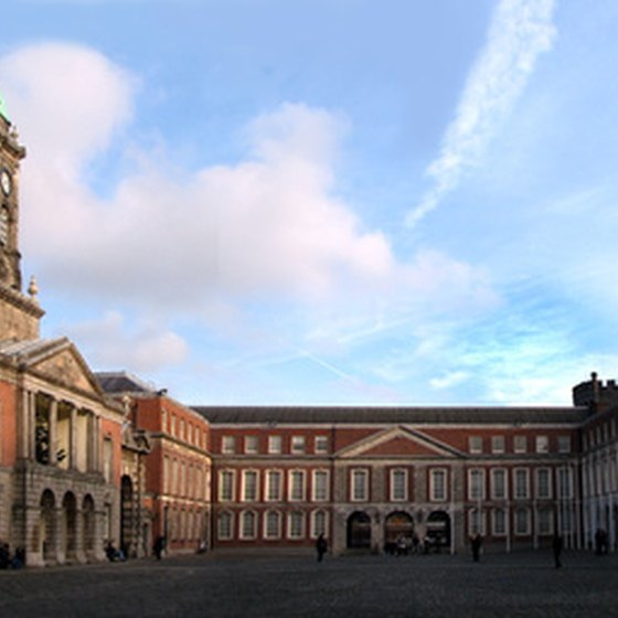 Visit Dublin Castle on an affordable tour in Ireland.