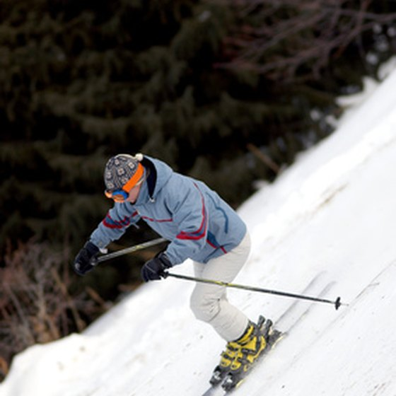 Find family-friendly skiing in Utah.