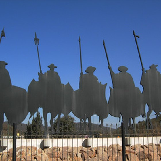 Argentina's gauchos are commemorated during El Dia de Tradicion.