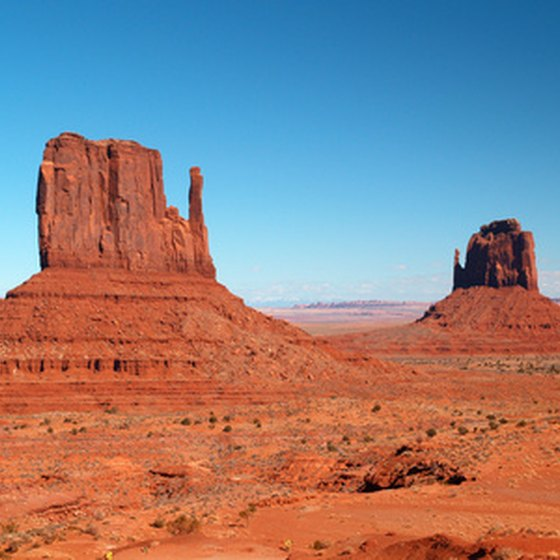 Monument Valley is part of the Navajo Nation.