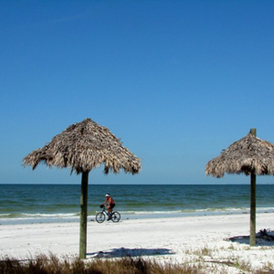 Fort Myers features miles of public beaches for families to enjoy.