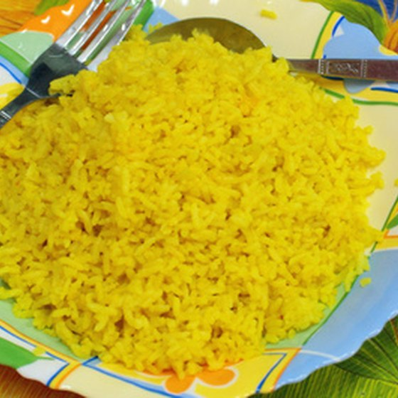 Rice is an important part of the Puerto Rican diet.