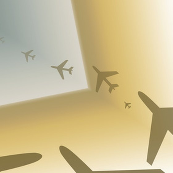 Frequent flyer programs differ by airline.