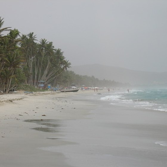 Venezuela has miles of classic Carribbean beach.
