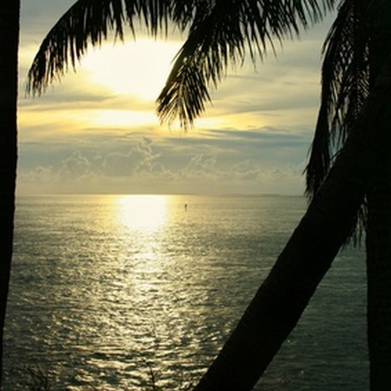 The Florida Keys provide a relaxing and picturesque setting for a family vacation.