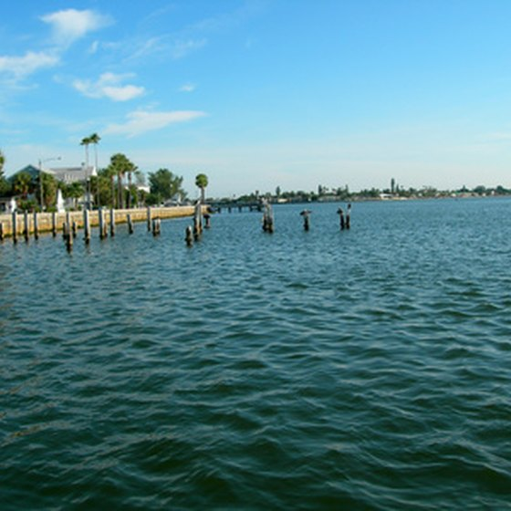 Ruskin, Florida, sits just 30 minutes from Tampa.