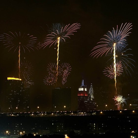 Grab a seat for the Macy's Fourth of July fireworks