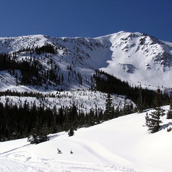 Keystone is one of Colorado's most popular skiing resorts.
