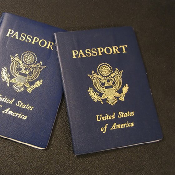 Get a passport for your baby before leaving the United States.