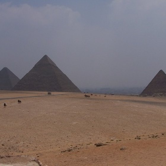 Scenic Tours offers many choices for Egyptian vacations.