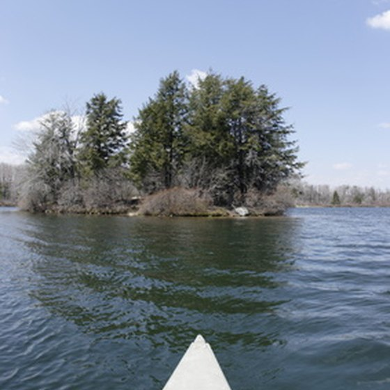 "The state of Ohio has hundreds of lakes, but only 114 are classified as ""natural."""